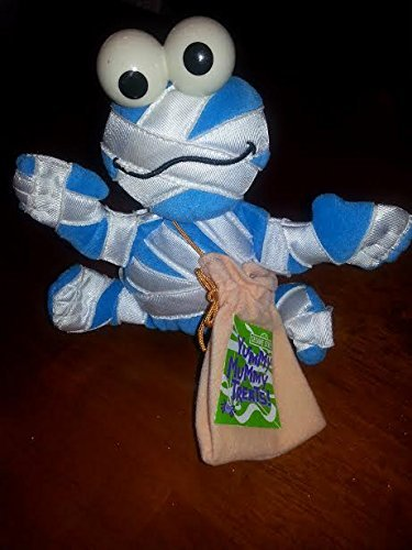 Halloween Yummy Mummy Treats Cookie Monster 9 Plush]()