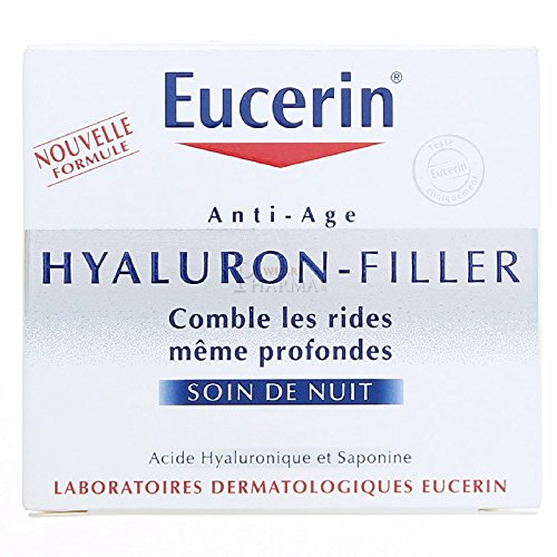 (Eucerin Hyaluron-Filler Night Care 50ml)