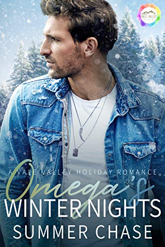 Omega's Winter Nights: A Holiday Romance (Vale Valley Season Four Book 7) (Competition Name Christmas Ideas)
