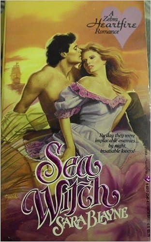 Sea Witch by Sara Blayne (1988-12-01)