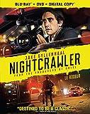 Nightcrawler [Blu-ray + DVD +UltraViolet] (Bilingual)