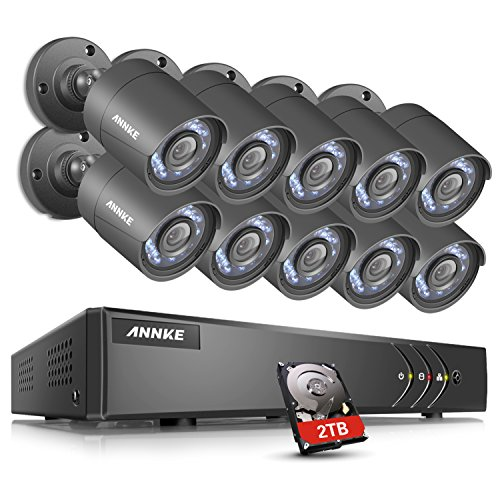 16 ch surveillance system - 2