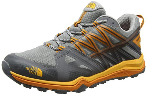 The North Face Hedgehog Fastpack Lite Ii Gtx, Botas de Senderismo para Hombre Varios colores (Griffin Greyzinnia Orange)