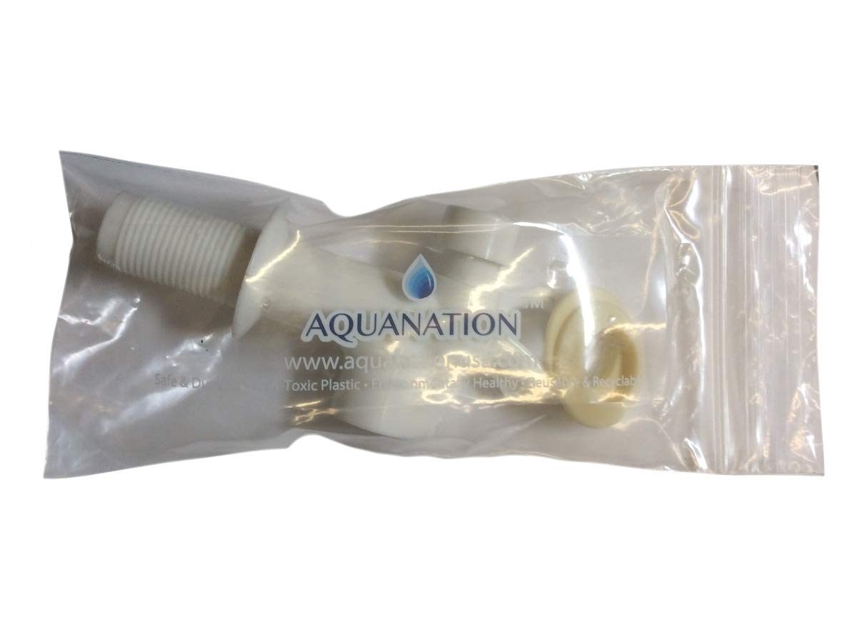 Amazon.com: AquaNation - Botella de agua de repuesto para ...