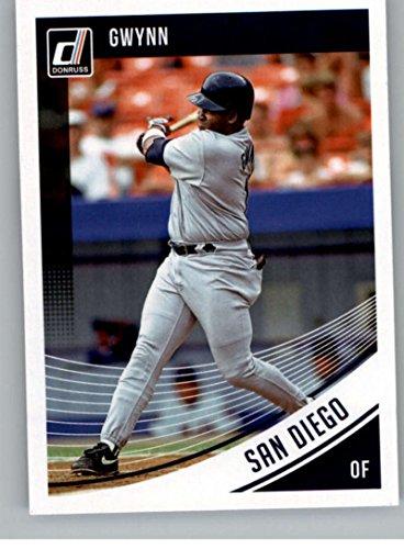 - Baseball MLB 2018 Donruss Variations #165 Tony Gwynn Padres