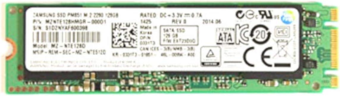 331T3 MZ-NTE128D M.2 SATA SSD 128GB Laptop Hard Drive XPS 9343