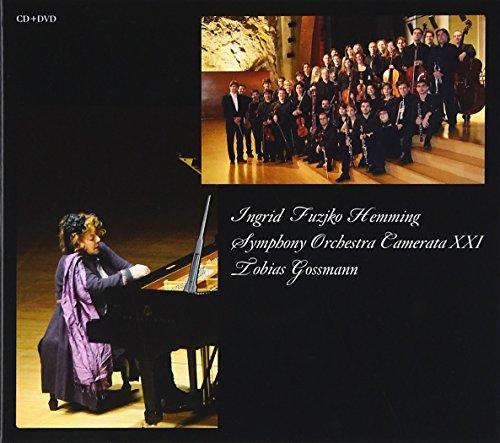 フジコ・ヘミング/スペイン・カメラータ21/トビアス・ゴスマン(DVD付)