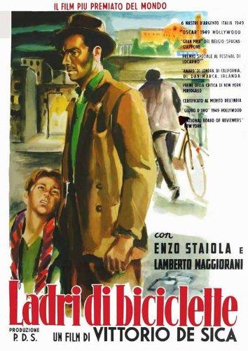Art Emporio 'Bicycle Thieves (1948)' Poster (Art Print, 43.18 cm x 30.48  cm): Amazon.in: Home & Kitchen