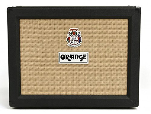 Orange PPC212-OB 2x12'' 120W Open Back Speaker Cabinet 16-ohm Black by Orange