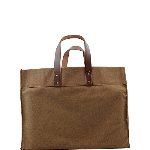 CB Station Advantage Utility Tote (Brown)