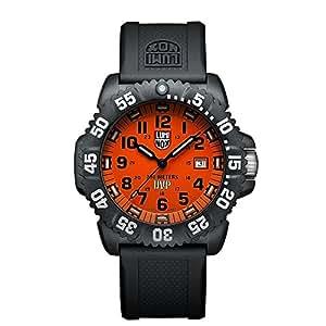 Luminox Scott Cassell FastStrap UVP XS.3059.SET.BOXED Reloj de Plásticolsera Cuarzo Hombre correa de Plástico Negro