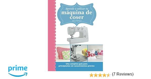Aprende a utilizar tu máquina de coser: Una completa guía ...