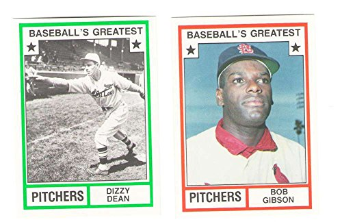 (1982 TCMA Greatest Pitchers - ST LOUIS CARDINALS Team Set)