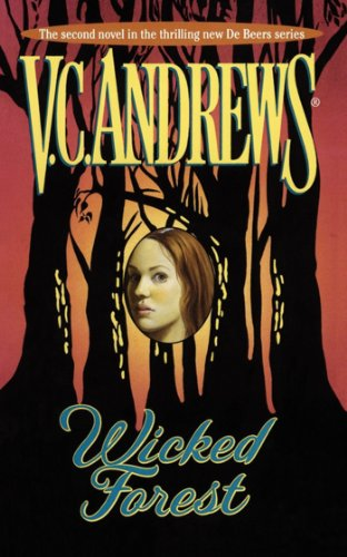 book cover of Wicked Forest