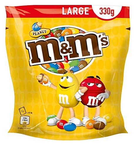 M&M´s Peanut, 330 g