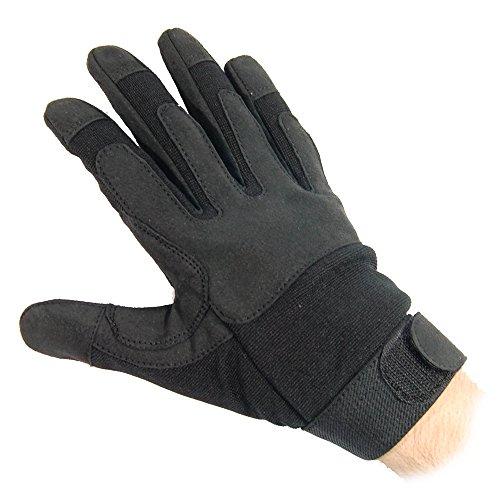 Army Gloves schwarz M,Schwarz