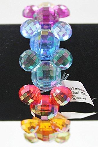 Disney Park Mickey Icon Small Ear Head Bracelet (Mickey Ears Icon)