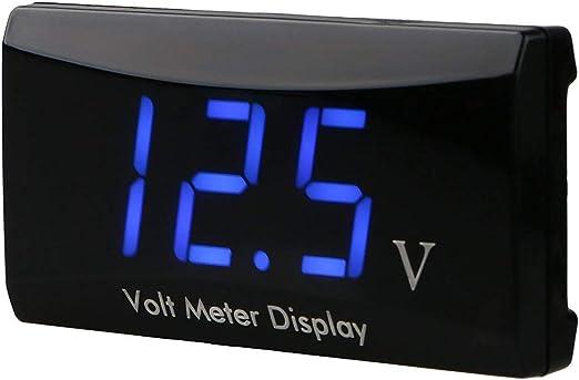 FidgetKute Lot de 2 Bandes Lumineuses LED Blanches 12 V CC pour int/érieur de Voiture 72 LED pour Van Caravane
