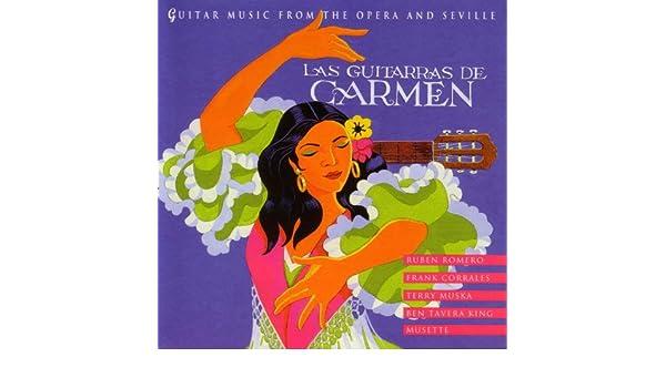 Las Guitarras De Carmen de Ruben Romero/Terry Muska/Frank Corrales ...