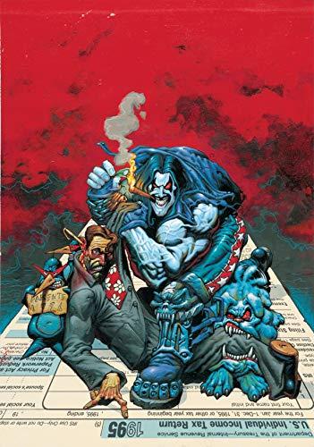 Lobo by Keith Giffen & Alan Grant Vol. 2