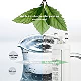 (1 PACK) WONFLA Refrigerator Water Filter