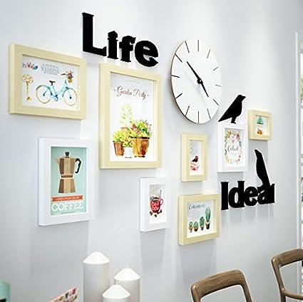 Hjky cornice set di un arredamento moderno bianco quadri da parete ...