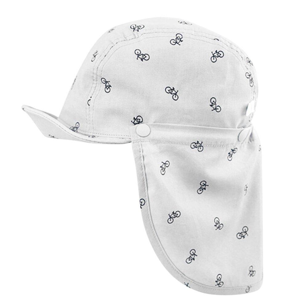 Balai Kids Boys Girls Legionnaire Cap Sun Hat Sun Protection Hat k4038L