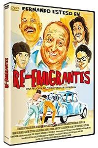 Re-emigrantes [DVD]: Amazon.es: Fernando Esteso, Jesus