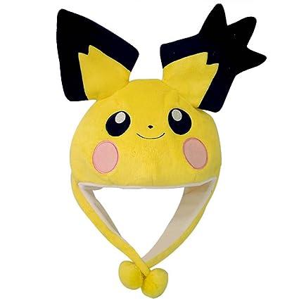 Amazon.com: Pokemon: Pichu disfraz de aviador sombrero: Toys ...