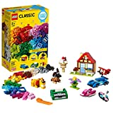 Toys : LEGO Classic Creative Fun 11005 Building Kit, New 2020 (900 Pieces)