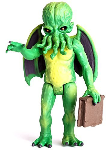 Legends of Cthulhu Retro Action Figure Spawn of Cthulhu by Animewild