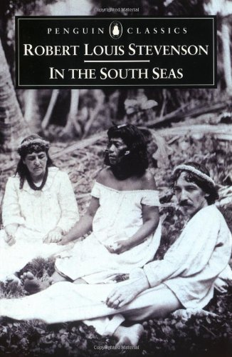Book cover for In the South Seas