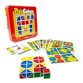 Blue Orange Games BOG00430 Pixy Cubes Game