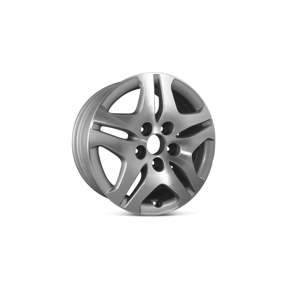 Honda Odyssey 16 x 7 Factory OEM Stock Wheel Rim DePax 63885   Machined w Silver Finish