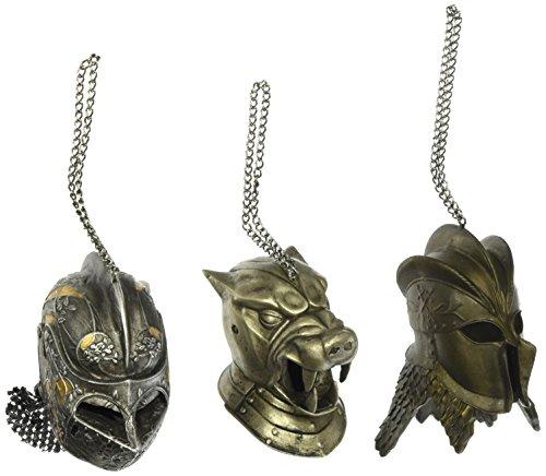 Kurt Adler Game OF Thrones Helmet Ornament