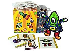 Simbrix 'Maker Kit' for fans of Lego & Hama beads - no peg board or Iron required