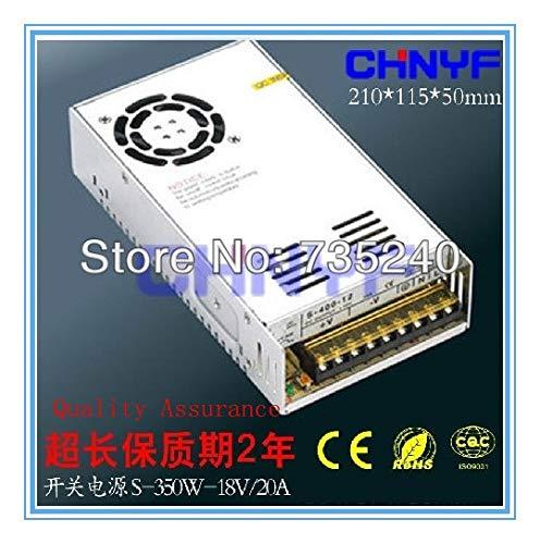 Output DC18V//20A 350W Voltage Converter Utini S-350-18 Power Supply Input AC220V