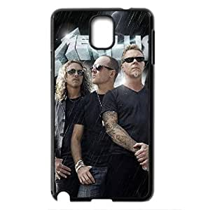 Popular Rock band Metallica Hard Plastic phone Case Cover For Samsung Galaxy NOTE3 Case Cover FANS221672
