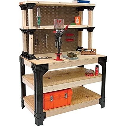 Marvelous Garage Workbench Workbench With Storage Workbench Brackets Tool Workbench 2X4 Basics Anysize Ebook Awesome Home Decor Ideas Machost Co Dining Chair Design Ideas Machostcouk