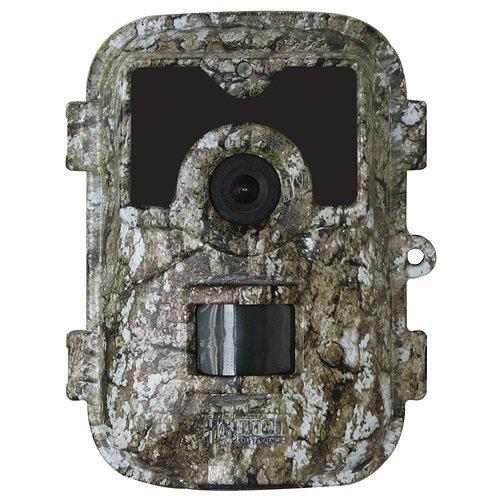 Hunten Outdoors 4 Megapixel Tactix Master Trail Camera Invisible Black IR Camo