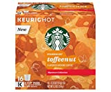 Starbucks Toffeenut Flavored Ground Coffee K-Cups (16 Count)