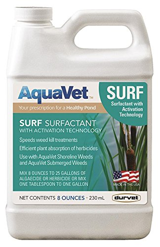 Durvet Aquavet 023543 Surfactant with Activation Technology, 8 oz