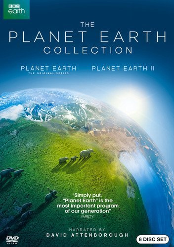 Planet Earth Giftset by BBC Warner