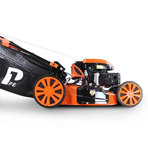 P1PE P5100SPE 4-stroke Petrol Lawnmower Hyundai Powered 173CC Self...