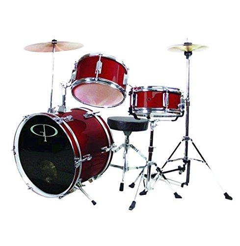 GP Percussion GP50WR Complete Junior Drum Set