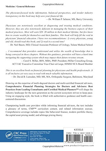Comprehensive Financial Planning Strategies for Doctors and