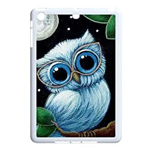 Owl Unique Fashion Printing Phone Case for Ipad Mini,personalized cover case ygtg527641