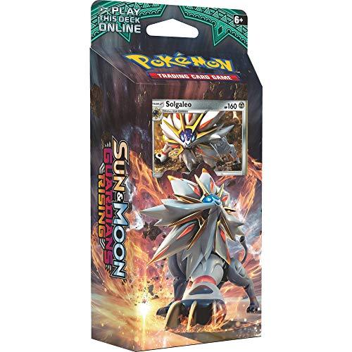 Pokemon Cards SM2 Guardians Rising Theme Deck- Solgaleo, Box