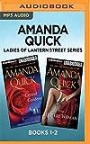 Amanda Quick Ladies of Lantern Street Series: Books 1-2: Crystal Gardens & The Mystery Woman