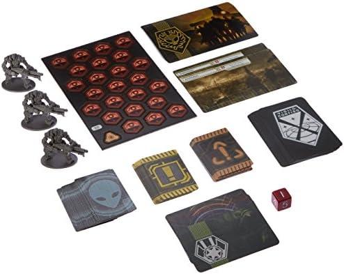 Fantasy Flight Games XC02 XCOM The Board Evolution Juego de expansión, multicolor , color/modelo surtido: Amazon.es: Juguetes y juegos